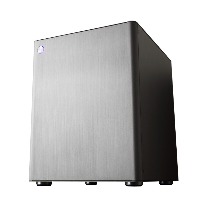 CASE EMERALD D5S ITED5SS - NO ALIMENTATORE - SILVER