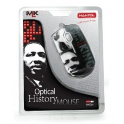 MOUSE OTTICO MOD. MARTIN LUTHER KING - USB