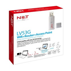 NOT ONLY TV LV53G WIFI+ROUTER+AP